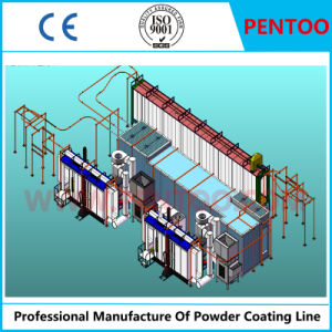 PTFE Powder Coating Production Line for Aluminum Pan pictures & photos
