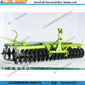 1bts Series of Hinge Offset Disc Harrow for Tractor pictures & photos