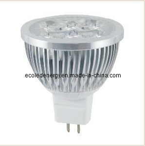 Ce and Rhos MR16 4X1w LED Lamp pictures & photos