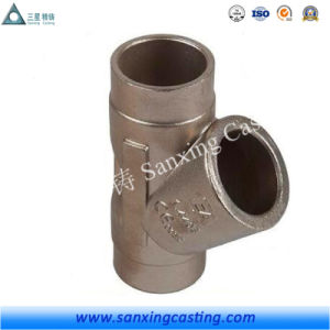 Customized Casting with Stainless Steel for Valve Industry pictures & photos