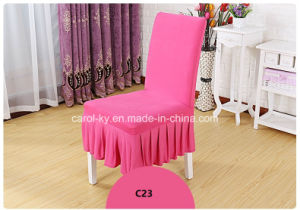 Many Colors Polyester Spandex Banquet Wedding Party Chair Covers pictures & photos