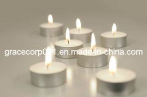 Palm Oil Tealight Candle pictures & photos
