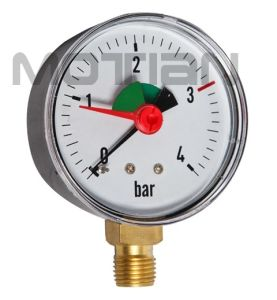 2.5 Inch Molded Plastic Cover Band for Needle Pressure Gauge