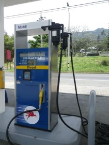 Fuel Dispenser in Mobil Station pictures & photos