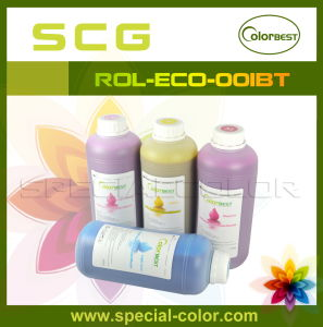 Color K 1000ml Eco-Sol Printer Ink for Roland/Mimaki Printer pictures & photos