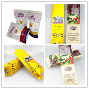 Coffee Bag with Valves and Gravure Printing China Supplier pictures & photos