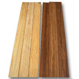 Carbonized Horizontal Bamboo Flooring (bamboo flooring) pictures & photos
