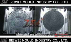 OEM Custom SMC Manhole Cover Telecom Cover Compression Mould pictures & photos