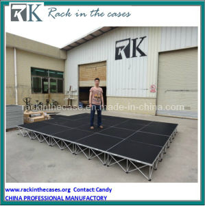 Rk Aluminum Mobile Stage, Concert Stage, Portable Stage pictures & photos
