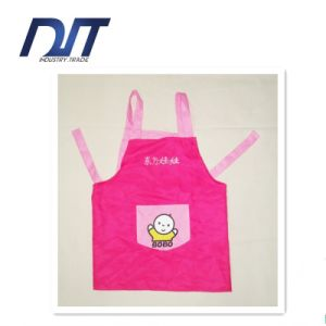 Funny Colourful Printed Children Kids Aprons for Kids Chef Apron