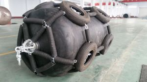 Diameter 2.0m*Length 3.5m Yokohama Fender Can Be Foldld for Sale
