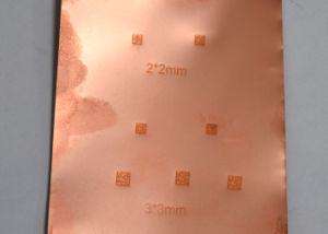 Fiber Laser Marking Machine on Metal Materials pictures & photos