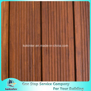 Bamboo Decking Outdoor Strand Woven Heavy Bamboo Flooring Villa Room 36 pictures & photos