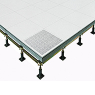 Aluminum Raised Access Flooring System (HDL300, HDL500, HDL700, HDL1000)
