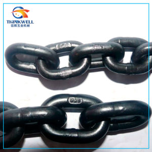 Good Feedback G80 Steel Lifting Link Chain, Straight Chain pictures & photos