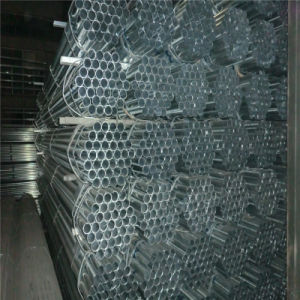 Od: 101mm Galvanized Steel Pipe for Furniture pictures & photos