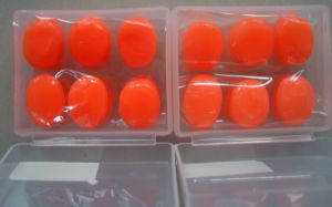 Soft Silicon Putty Ear Plugs pictures & photos