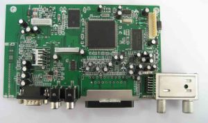 PCB of OEM/ODM PCB Assembly Services (HY-503)
