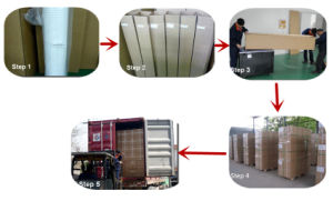 Replacement Filter for Parker High Flow Water Filter Cartridge pictures & photos