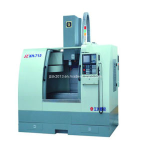 CNC Milling Vertical Drilling Cutting Machine (XH715)