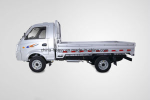 Cheapest/Lowest Price of Rhd/LHD 1.2L Gasoline 62.5 HP Single Row Mini/Small Cargo Lorry Truck pictures & photos