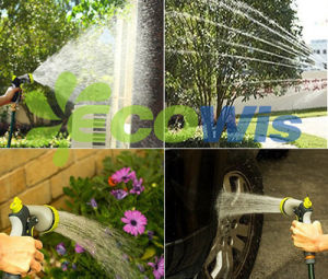 Pistol Nozzle Water Hose for Garden Irrigation pictures & photos