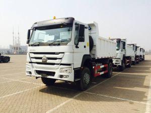 Sinotruk HOWO Diesel Engine 4X2 Dump Truck pictures & photos