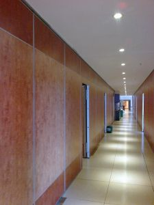 Acoustic Operable Partition Walls for Space Division pictures & photos