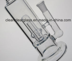 Ccg New Design Hollow Base Glass Water Pipe Glass Pipe Oil Rig for Wholesale pictures & photos