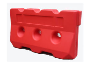 Hydraulic Traffic Road Block Plastic Barriers pictures & photos