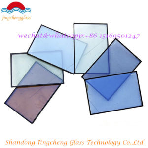China Factory Tempered Insulated Glass, Low-E Double Glazing Insulating Glass pictures & photos