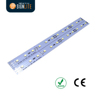 12V Aluminum SMD2835 IP33/IP66 Rigid LED Strip pictures & photos