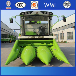 Harvester Machine for Picking and Husking Corn COB pictures & photos