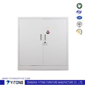 Yitong 2-Door Password Ark Metal Storage Cabinet / Office Use Steel Locker pictures & photos