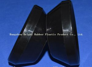 Custom Molded Rubber Parts ISO9001 Certificated Factory pictures & photos