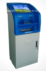 Cash Payment Terminal Kiosk/Touch Screen Kiosk Machine/Self-Service Touch Screen Kiosk pictures & photos