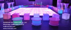 Dé Coration De Mariage Dance Floor LED Floor