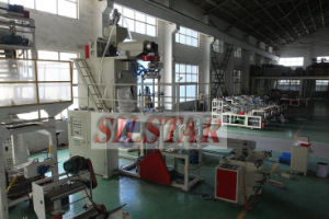 Gbcp-500 PP Film Blowing Machine pictures & photos