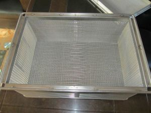 Industrial Washing Wire Basket pictures & photos