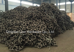 Boat Open Link Anchor Chain for Sale pictures & photos