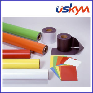PVC Flexible Magnetic Sheet or Roll pictures & photos