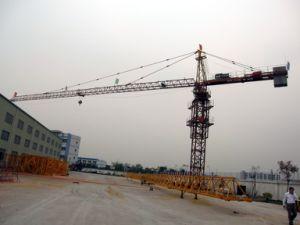 Qtz100 (TC6511) Construction Machinery Tower Crane pictures & photos