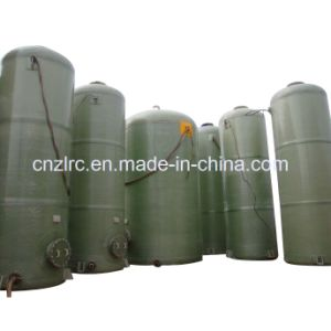 FRP/GRP Large Vertical Winding Tank FRP Tank pictures & photos