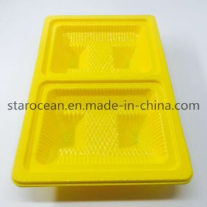 Customized Plastic Packaging PVC Case Tray for Food pictures & photos