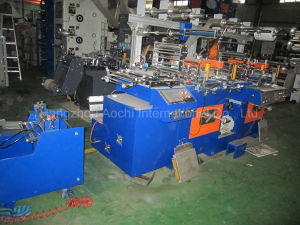 Two-Heads Automatic Flated Die Cutting and Foil Stamping Machine (MQ-320II) pictures & photos