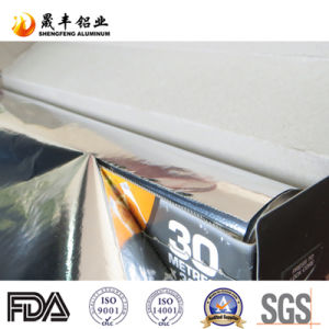 Kitchen Food Packaging Aluminum Foil pictures & photos