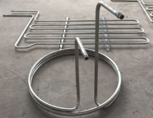 High Quality Snake Titanium Tube pictures & photos