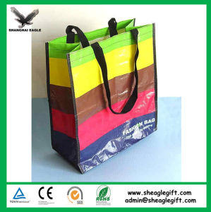 2016 Hot Sale Non Woven Laminated T-Shirt Bag pictures & photos
