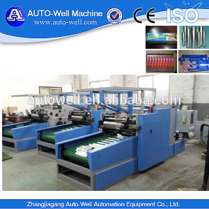 Aluminum Foil Roll Rewiner and Slitter with CE pictures & photos