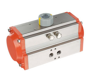 Pneumatic Actuator Use Dry or Lubricated or Inert Gas pictures & photos
